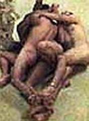 Ausschnitt aus Sexfolterphoto Abu Ghraib