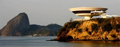Niemeyer Museum zeitgenössische Kunst