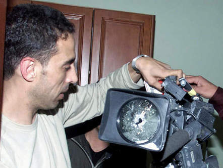 Afghanistan: US-Armee zerstört Filmkamera