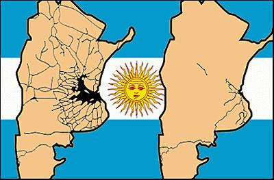 Argentina - Trainmaps