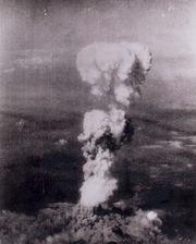 Atombombe 2.Weltkrieg