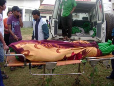 Bolivien: Leichen von erschossenen Kleinbauern