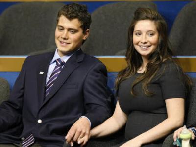 Bristol Palin und Levi Johnston