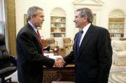 Bush und Wolfowitz