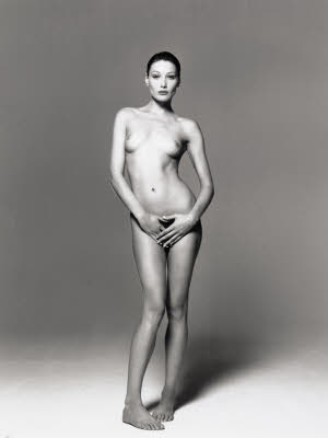 Nacktfoto der französischen Präsidentengattin