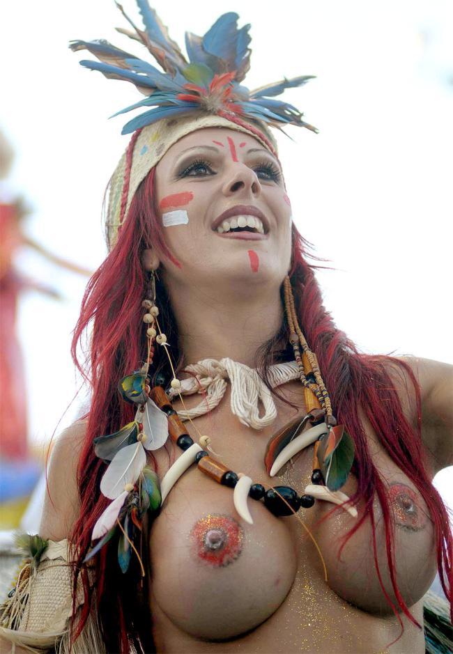 Karneval in Rio 2009 -15