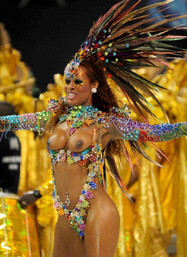 Karneval in Rio 2009 - 15