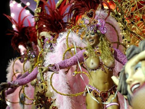 Karneval in Rio 2009 - 5