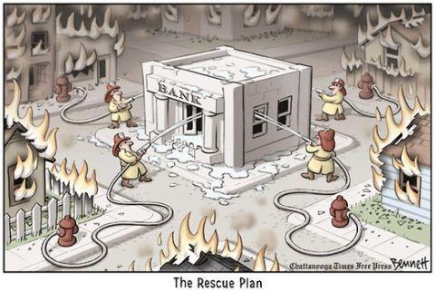 Der Rettungs-Plan