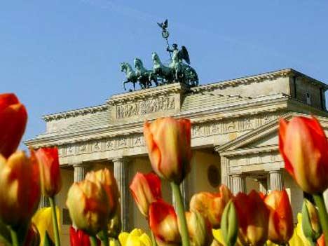 Deutschland: Berlin, Brandenburger Tor
