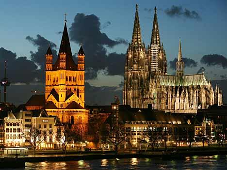 Deutschland: Köln