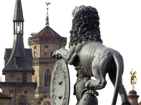 Deutschland: Stuttgart