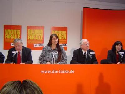 Die Linke 2008