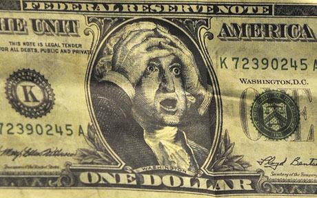 Dollar Gasp