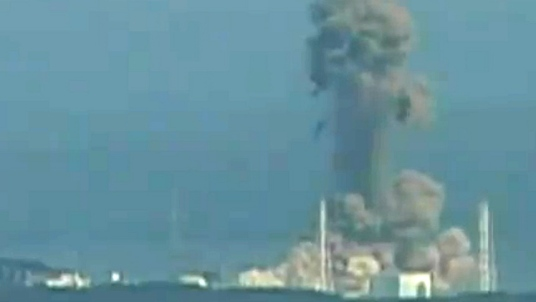 erneute Explosion Fukushima