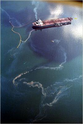 Exxon Valdez Spill 1