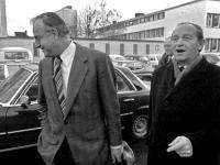 Filbinger und Kohl