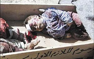 Fisk dead Iraqis 100
