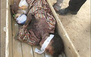 Fisk dead Iraqis 101