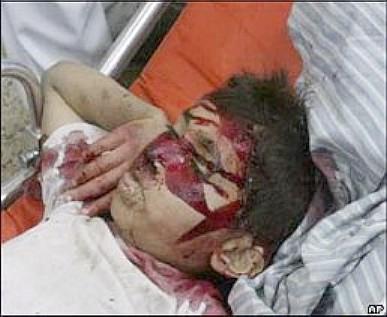Fisk Iraqi 'Terrorist' 8