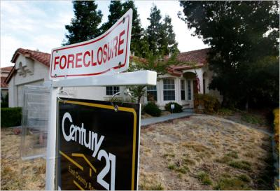 USA: Foreclosure Zwangsversteigerung