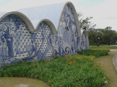 Franziskus-Kirche Oscar Niemeyer-5