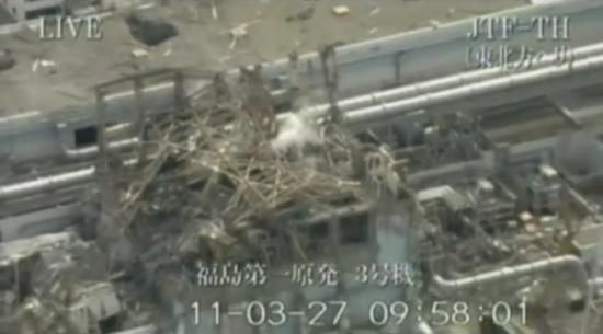 Fukushima - Reaktor 3 - Plutonium