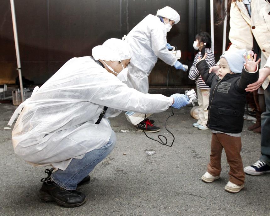 Fukushima Super-Gau