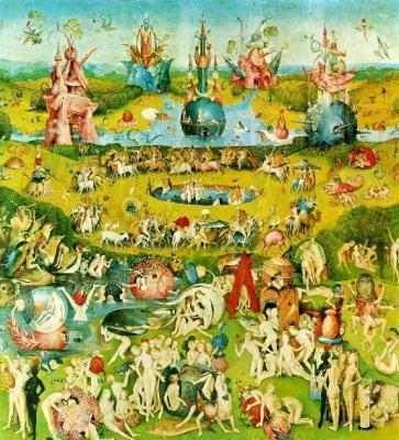 Hieronymus Bosch Der Garten der Lüste
