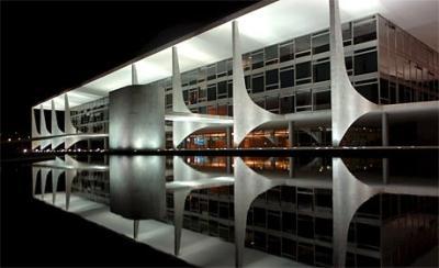 Niemeyer Palácio Planalto