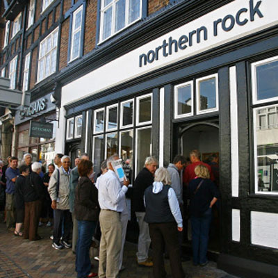 Northern Rock Pleite