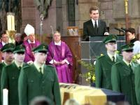 Oettinger Rede für Filbinger