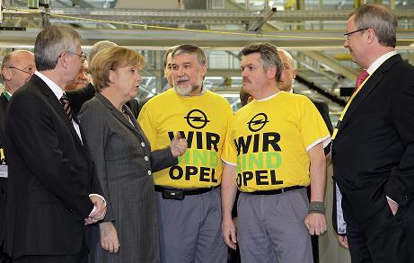 Opel Merkel