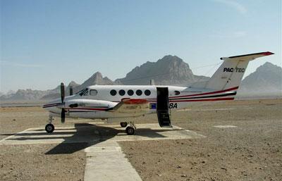 Pac Tec Flugzeug