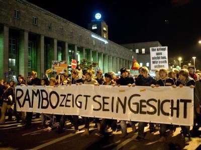 Stuttgart 21: Rambo zeigt sein Gesicht