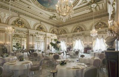 Restaurant Louis XV Monaco