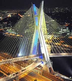 São Paulo, grösste Stadt der südlichen Hemisphere