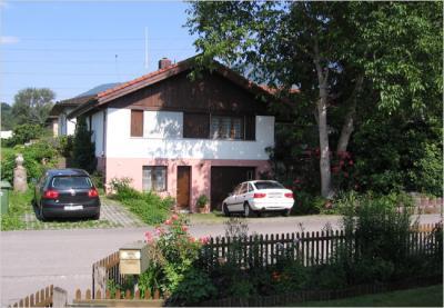 Tinners Haus in Haag in der Schweiz