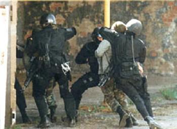 Übung von KSK-Truppe gegen Zivilisten