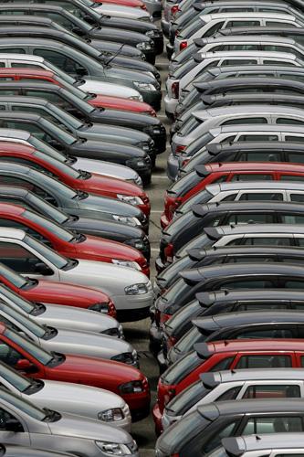 VW Brasilien Autohalde