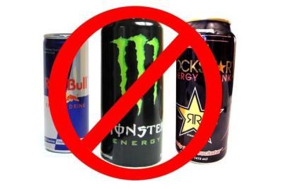 Energy Drink Verbot