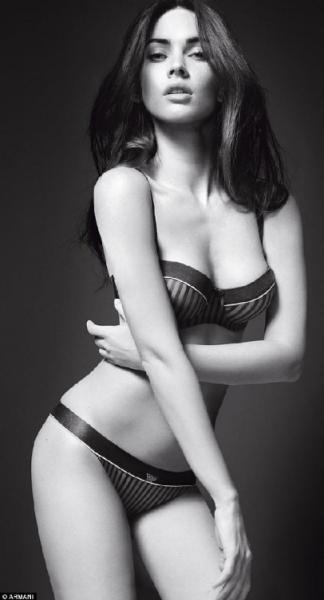 Megan Fox Armani 3