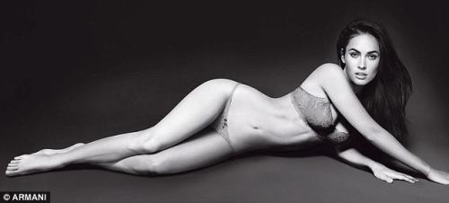 Megan Fox Armani 5