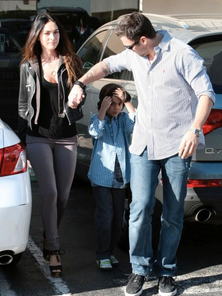Megan Fox BA Green Hand 3