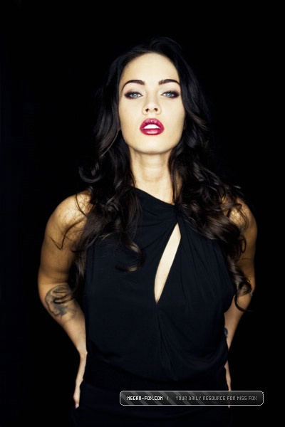Megan Fox Fotoshooting 1