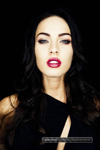 Megan Fox Fotoshooting