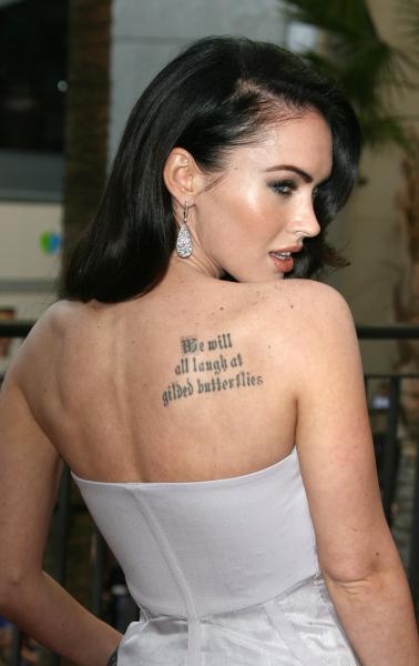 Megan Fox Hot Topic 3