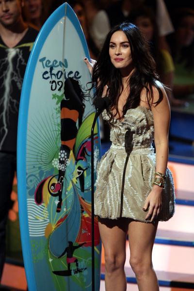 Megan Fox Kids Choice