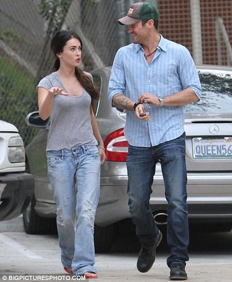 Megan Fox Nov 09 2
