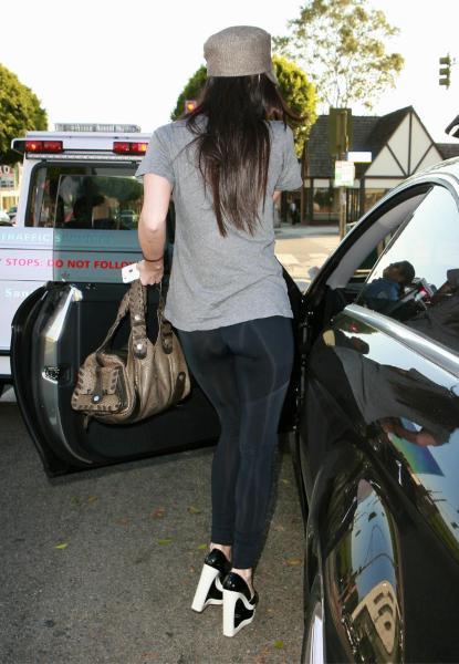 Megan Fox Parking Ticket 5